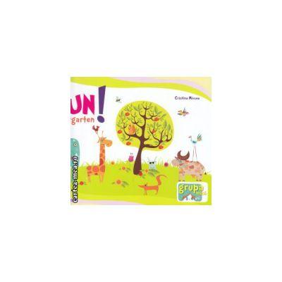 Fun at Kindergarten  grupa mica ( Editura : Booklet , Autor : Cristina Mircea  ISBN 9786065902077 )