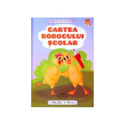 Carte de colorat Cartea bobocului scolar ( Editura: Integral ISBN 978-973-8209-37-4 )