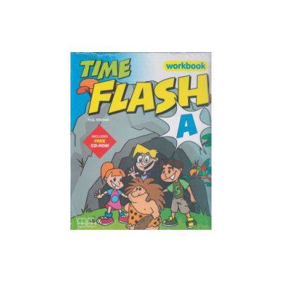 Time Flash A Workbook + CD ROM ( Editura: MM Publications, Autor: H. Q. Mitchell ISBN 9789603798880 )