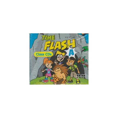 Time Flash A Class CD ( Editura: MM Publications, Autor: H. Q. Mitchell ISBN 9789603798934 )