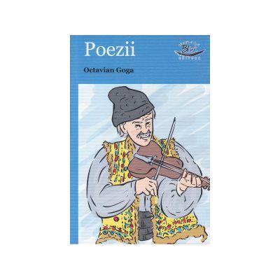 Poezii Octavian Goga ( Editura: Blink, Autor ; Octavian Goga ISBN 9786069258842 )