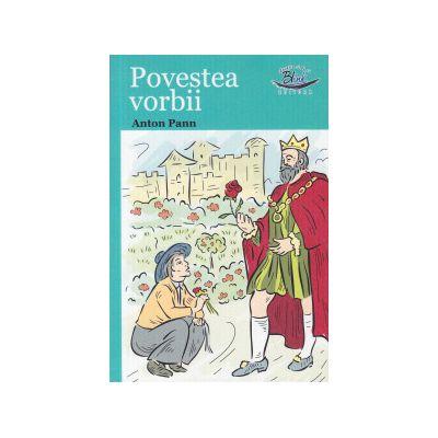 Povestea vorbii ( Editura: Blink, Autor: Anton Pann ISBN 9786069258019 )