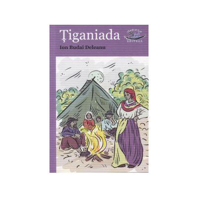 Tiganiada ( Editura: Blink, Autor: Ion Budai Deleanu ISBN 9786069258835 )