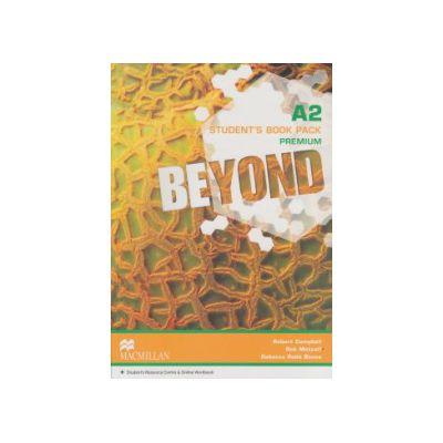 Beyond Student's Book Pack Premium Level A2 ( Editura: Macmillan, Autor: Robert Campbell, Rob Metcalf, Rebecca Robb Benne ISBN 9780230461130 )