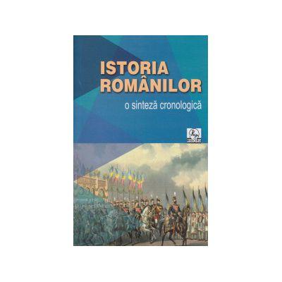 Istoria romanilor O sinteza cronologica ( Editura: Meronia ISBN 9786067500035 )