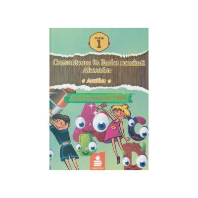 Comunicare in limba romana Abecedar Auxiliar clasa 1 dupa varianta Du - Pres( Editura: Euristica ISBN 9789737819956 )