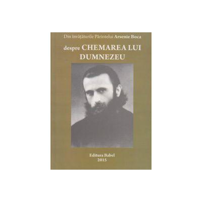 Despre chemarea lui Dumnezeu ( Editura: Babel ISBN 9786068583303 )