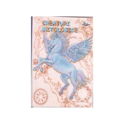 Creaturi mitologice ( Editura: Blink ISBN 9786068746012 )