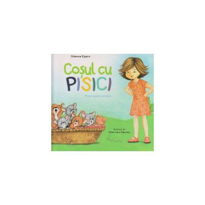Cosul cu pisici poezii pentru cei mici ( Editura: All, Autor: Simona Epure ISBN 978-606-8578-42-2 )
