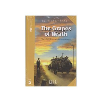 The Grapes of Wrath + CD Pack ( Editura: MM Publications, Autor: John Steinbeck ISBN 9787605735685 )