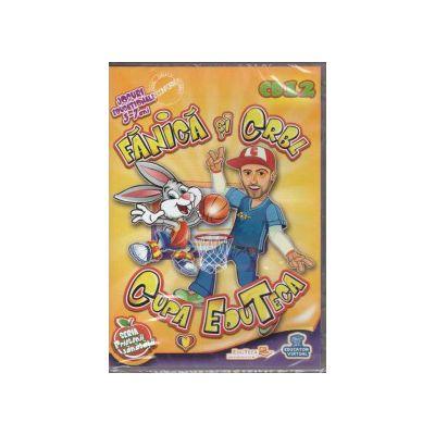 Fanica si CRBL - Cupa EduTeca - CD cu jocuri educationale 3-7 ani ( editura: EduTeca, ISBN 978-606-93511-3-0 )