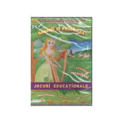 Oamenii si primavara ( editura: EduTeca, ISBN 9786069311158 )