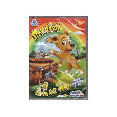 Petrica si Arca lui Noe - CD cu jocuri educationale 3-7 ani ( editura: EduTeca, ISBN 9786069351109 )