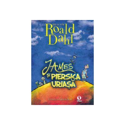 James si piersica uriasa ( editura: Arthur, autor: Roald Dahl, ISBN 9786068044255 )