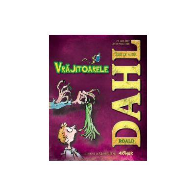 Vrajitoarele ( editura: Arthur, autor: Roald Dahl, ISBN 9786068044309 )