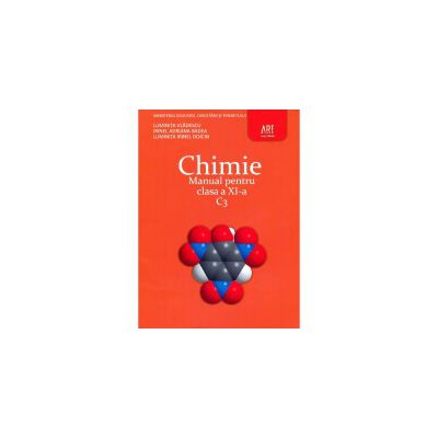 Chimie: Manual pentru clasa a XI-a C3 ( editura: Art, autor: Luminita Vladescu, Irinel Adriana Badea, Luminita Irinel Doicin, ISBN 9789731246703 )