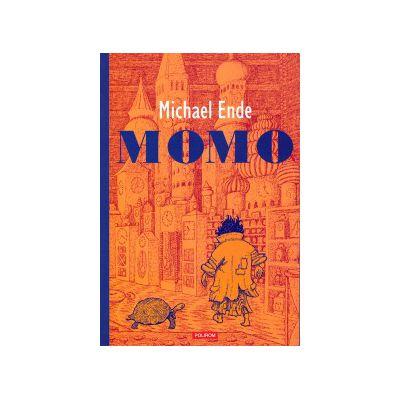Momo ( editura: Polirom, autor: Michael Ende, ISBN 9789734624508 )