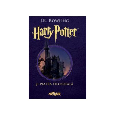 Harry Potter si piatra filosofala ( editura: Art, autor: J. K. Rowling, ISBN 9786068620732 )