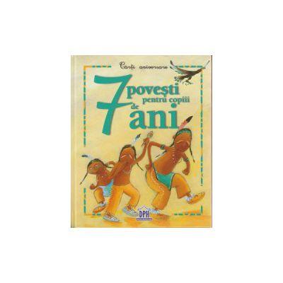 7 povesti pentru copiii de 7 ani ( Editura: Didactica Publishing House ISBN 9786066832069 )