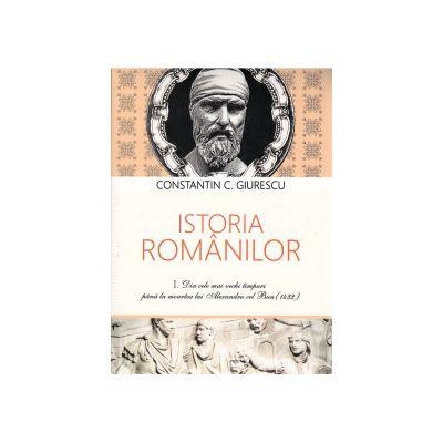 Istoria romanilor vol 1 + 2 +3 ( editura: All, autor: Constantin C. Giurescu, ISBN 9789731249636 )