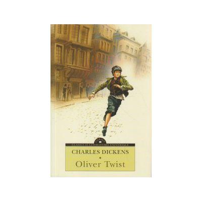 Oliver Twist ( Editura: Corint, Autor: Charles Dickens ISBN 9786069368565 )