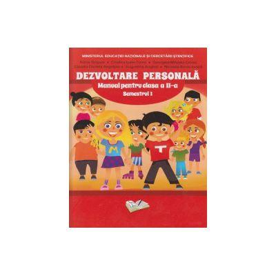 Dezvoltare personala Manual pentru clasa a II-a Semestrul I ( Editura: ArsLibri, Autor: Adina Grigore ISBN 978-606-574-902-3 )