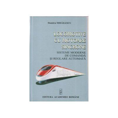 Locomotive cu motoare sincroane, sisteme moderne de comanda si reglare automata ( Editura: Academiei Romane, ISBN 973-27-1327-5 )