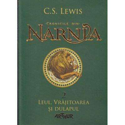 Cronicile din Narnja volumul 2, Leul, Vrajitoarea si dulapul ( Editura: Arthur, Autor: C. S. Lewis ISBN 978-606-8620-55-8 )