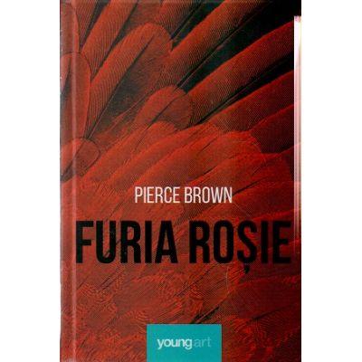 Furia rosie ( Editura: Art Grup Editorial, Autor: Pierce Brown ISBN 9786069396230)