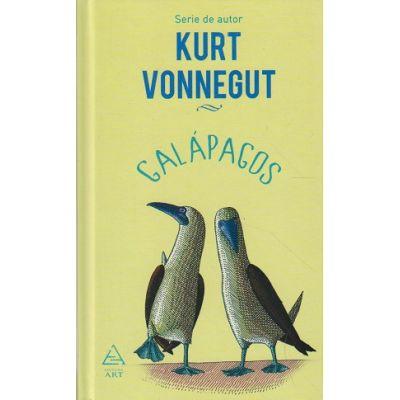 Galapagos ( Editura: Art, Autor: Kurt Vonnegut ISBN 9786067100631 )