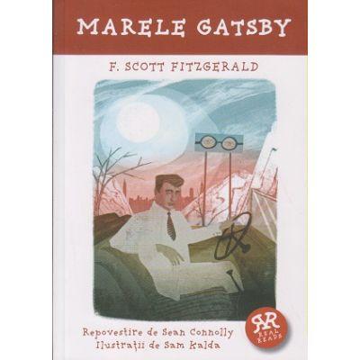 Marele Gatsby ( Editura: Curtea Veche, Autor: F. Scott Fitzgerald ISBN 9786065887787 )