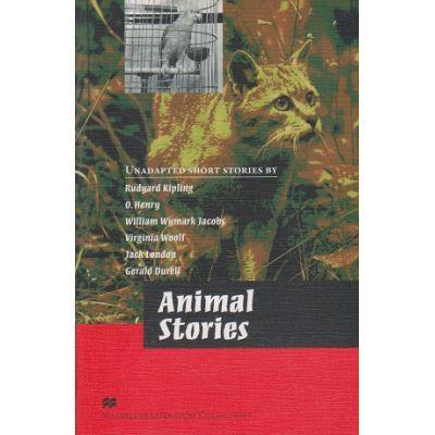 Animal stories ( Editura: Macmillan, Autor: Rudyard Kipling, O. Henry, William Wymark Jacobs ISBN 978-0-230-47029-3 )