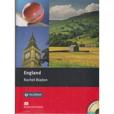 England Level 4 Pre Intermediate +CD ( Editura: Macmillan, Autor: Rachel Bladon ISBN 9780230484740 )