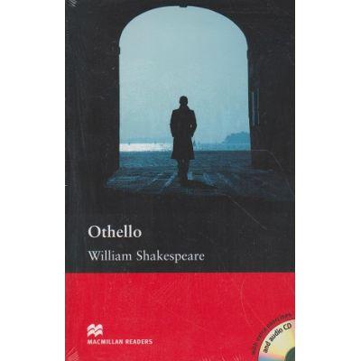 Othello Level 5 Intermediate + CD ( Editura: Macmillan, Autor: William Shakespeare ISBN 978-0-230-47020-0 )
