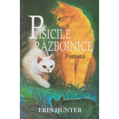 Pisicile razboinice vol IV, Furtuna ( Editura: All, Autor: Erin Hunter ISBN 978-606-8578-55-2 )