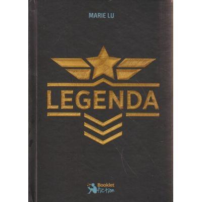 Legenda ( Editura: Booklet, Autor: Marie Lu ISBN 9786065903074 )