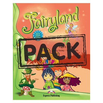 Curs lb. Engleza – Fairyland 4 – Pachetul elevului ( manual + ieBook ) ( Editura: Express Publishing, Autor: Jenny Dooley, Virginia Evans ISBN 978-1-78098-012-6 )