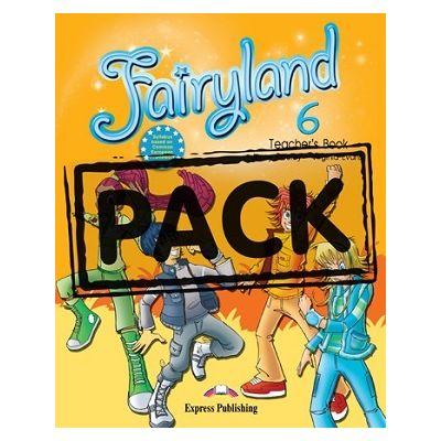 Curs limba engleză Fairyland 6 Manualul profesorului cu postere ( Editura: Express Publishing, Autor: Jenny Dooley, Virginia Evans ISBN 978-0-85777-467-5 )