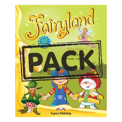 Curs lb. Engleza – Fairyland Starter Manualul Profesorului ( Editura: Express Publishing, Autor: Jenny Dooley, Virginia Evans ISBN 9781849740586 )