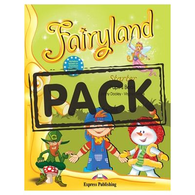Curs lb. engleza – Fairyland Starter Pachetul Elevului ( Sb + Audio CD ) ( Editura: Express Publishing, Autor: Jenny Dooley, Virginia Evans ISBN 978-1-84862-170-1 )