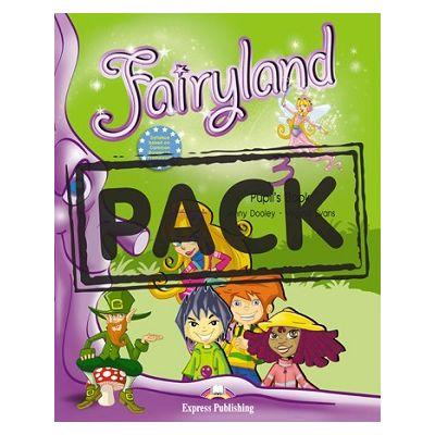 Curs lb. Engleza – Fairyland 3 Pachetul elevului (manual + ieBook ) ( Editura: Express Publishing, Autor: Jenny Dooley, Virginia Evans ISBN 9781780980119 )