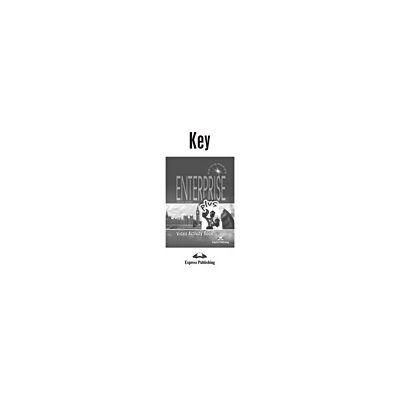 Curs lb. engleza Enterprise Plus Key ( Editura: Express Publishing, Autor: Virginia Evans, Jenny Dooley ISBN 9781843258766 )