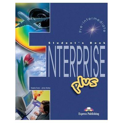 Curs limba engleză Enterprise Plus Teste ( Editura: Express Publishing, Autor: Virginia Evans ISBN 978-1-84325-816-2 )
