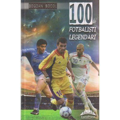 100 de fotbalisti legendari ( Editura: EuroPress Group, Autor: Bogdan Socol ISBN 978-606-668-190-2 )