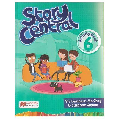 Story central 6 Activity Book ( Editura: Macmillan, Autor: Viv Lambert, Suzanne Gaynor ISBN 9780230452435 )