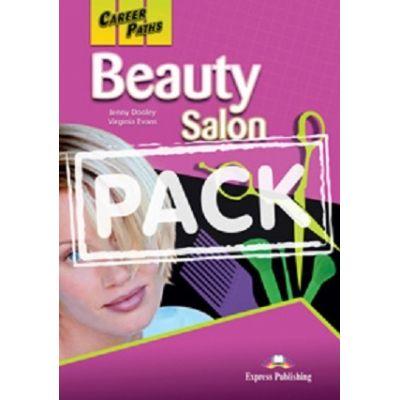 Curs limba engleză Career Paths Beauty Salon Pachetul elevului ( Editura: Express Publishing, Autor: Jenny Dooley, Virginia Evans ISBN 9780857778574 )