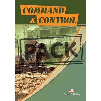 Curs limba engleză Career Paths Command and control Pachetul elevului ( Editura: Express Publishing, Autor: John Taylor, Jeff Zeter ISBN978-0-85777-606-8 )