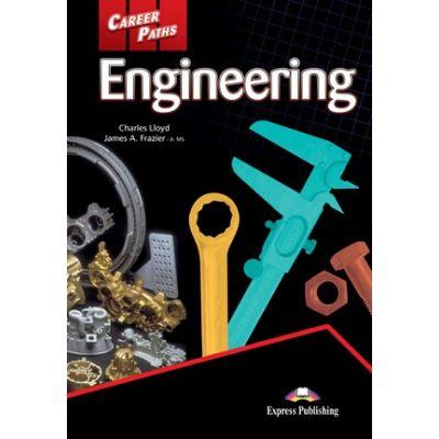 Curs limba engleză Career Paths Engineering manualul elevului ( Editura: Express Publishing, Autor: Charles Lloyd, James A. Frazier ISBN978-1-78098-016-4 )