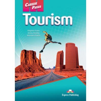 Curs limba engleză Career Paths Tourism manualul elevului ( Editura: Express Publishing, Autor: Virginia Evans, Jenny Dooley, Veronica Garza ISBN 978-0-85777-558-0 )