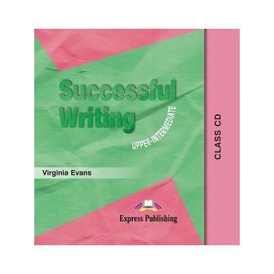 Curs limba engleză Successful Writing Upper-intermediate CD Audio ( Editura: Express Publishing, Autor: